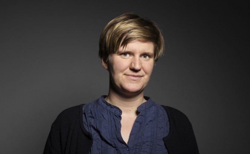 Hanna Nyberg nomineras till ledamot i förbundsstyrelsen